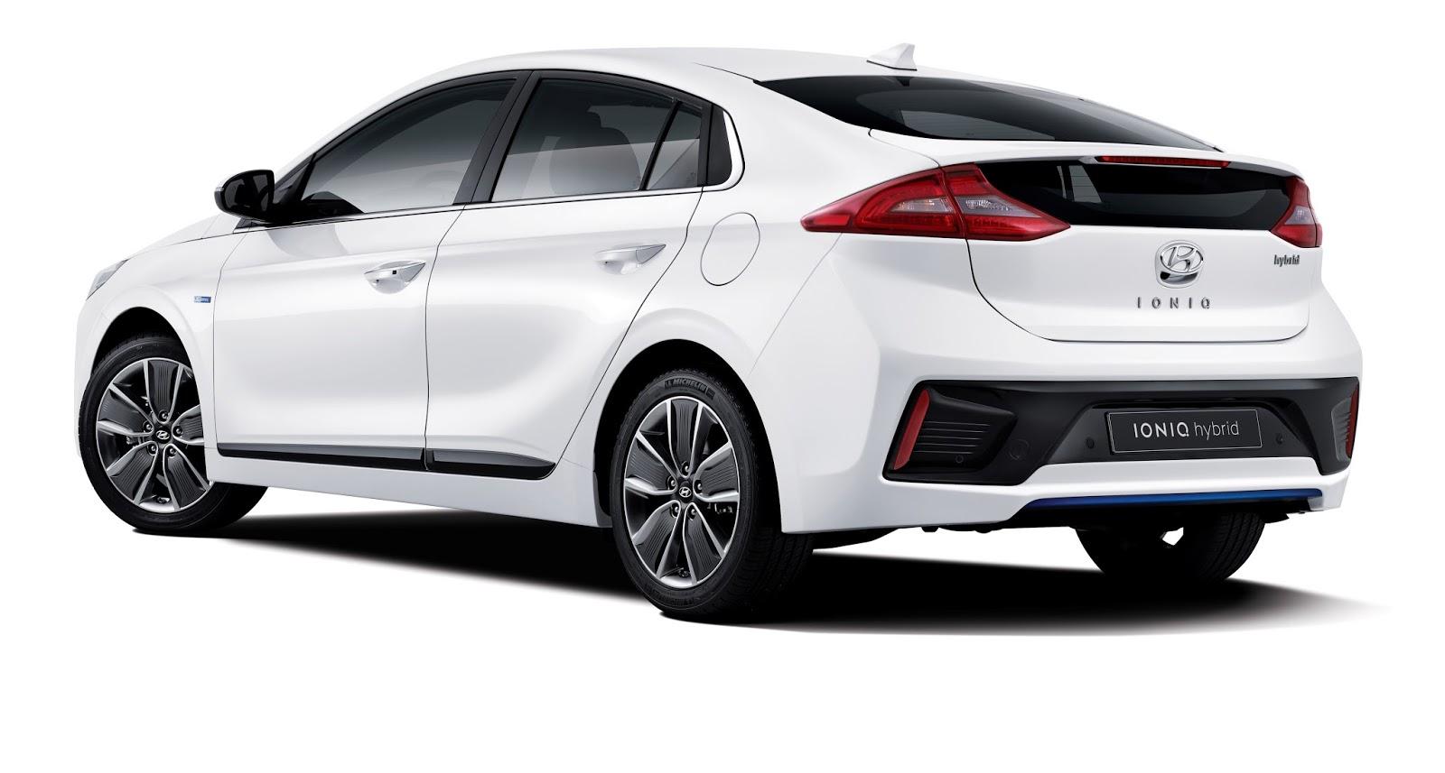 H Hyundai μας παρουσιάζει την προηγμένη υβριδική της τεχνολογία