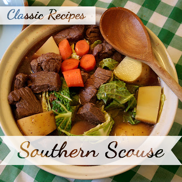 Classic Scouse recipes