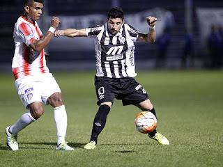 Atlético Junior vs Montevideo Wanderers  en Copa Sudamericana 2016