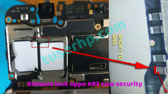 Oppo A83 New Security Remove Lock Using MRT - TUSERHP