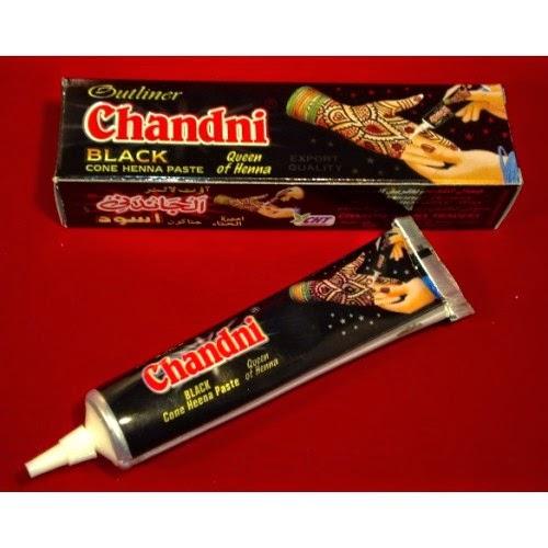 Jual Pacar Kuku Chandni Nail Henna Hub Hp Wa 08564 2600 945
