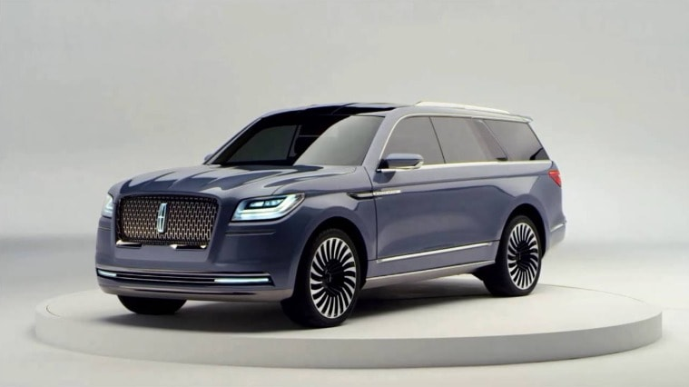 Lincoln Navigator 2018 Canada ( Reserve L and Black Label )