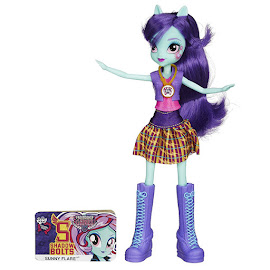 MLP Equestria Girls Friendship Games School Spirit Sunny Flare Doll