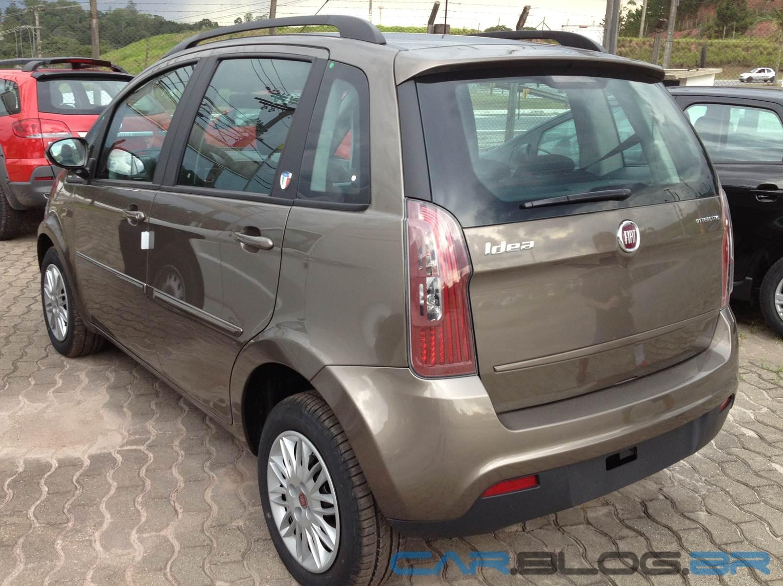 Fiat idea attractive 2013 it lia pre o r car for Fiat idea attractive 2013 precio