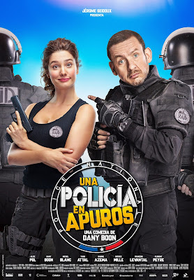 Raid Dingue 2017 DVD R2 PAL Spanish