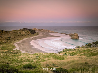 New Zealand, NZ, Lighthouse, Sunrise, Sunset, Castlepoint, Wairarapa