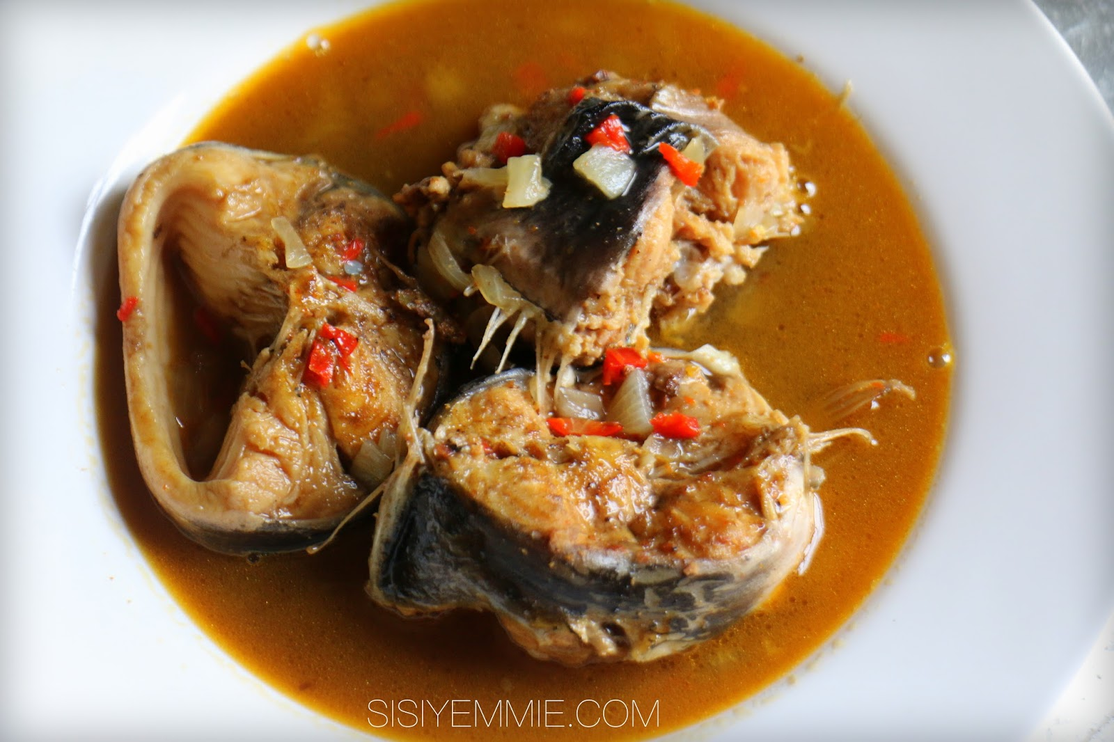 How To Cook Pepper Soup Cat Fish