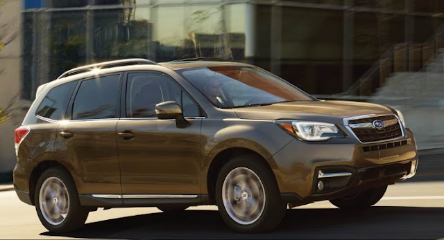 2017 Subaru Forester Price Review Interior Exterior and Release Date
