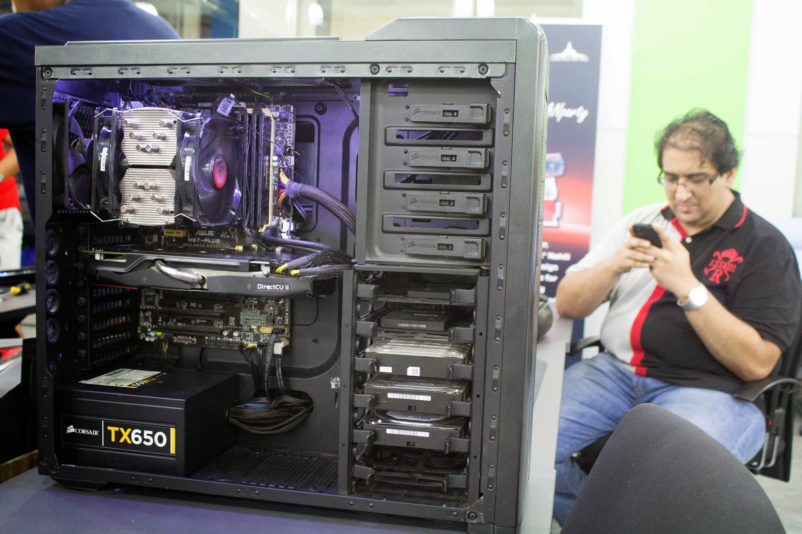 Coverage for ASUS LAN Party: DAY 1 35