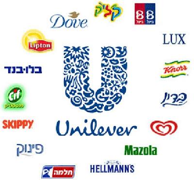 Unilever logo utdelningsstugan