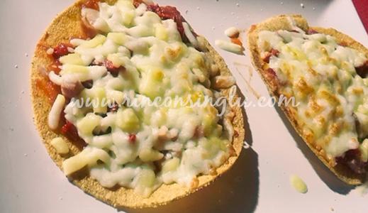 quesadillas sin gluten en salsachips
