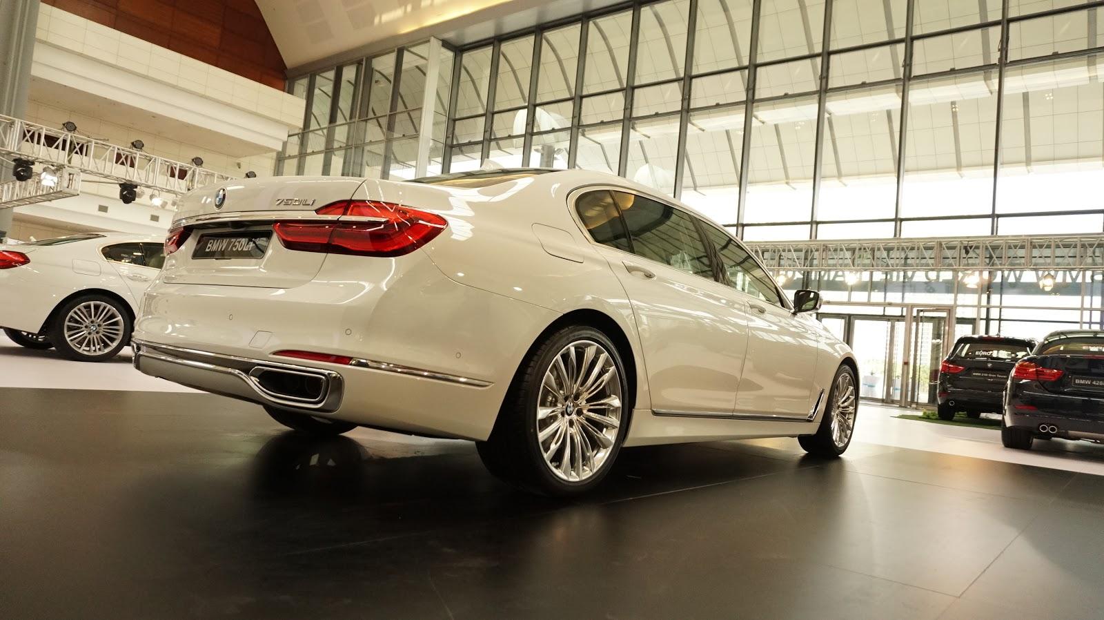 BMW 750Li thực sự là một chiếc saloon hạng siêu sang trên thị trường hiện nay