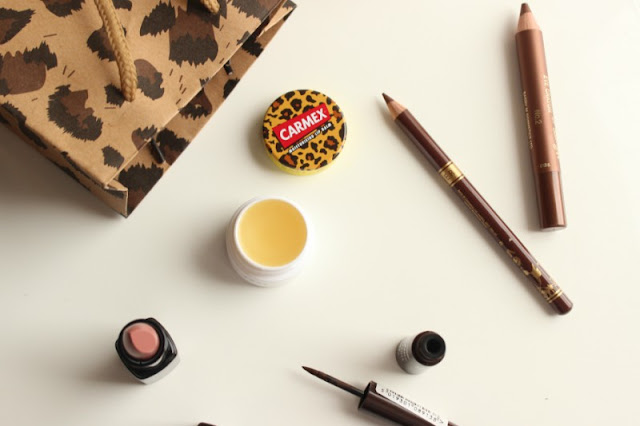 Carmex Limited Edition Leopard Print Edition Lip Balm