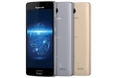 Panasonic Eluga Tapp With Android M,5 Inch Screen
