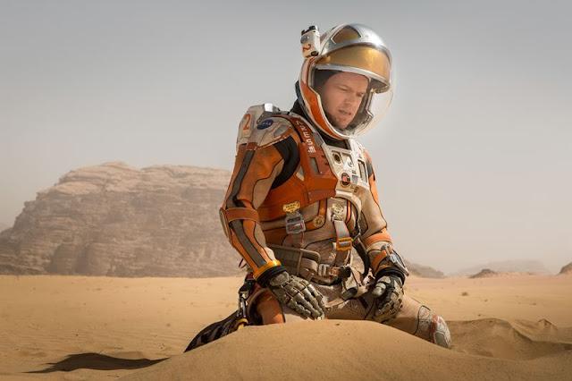 Marťan (The Martian) – Recenze