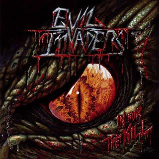 """Το βίντεο των Evil Invaders για το τραγούδι """"Raising Hell"""" από το ep """"In for the Kill"""""""