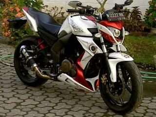 Jual Modifikasi Yamaha Byson
