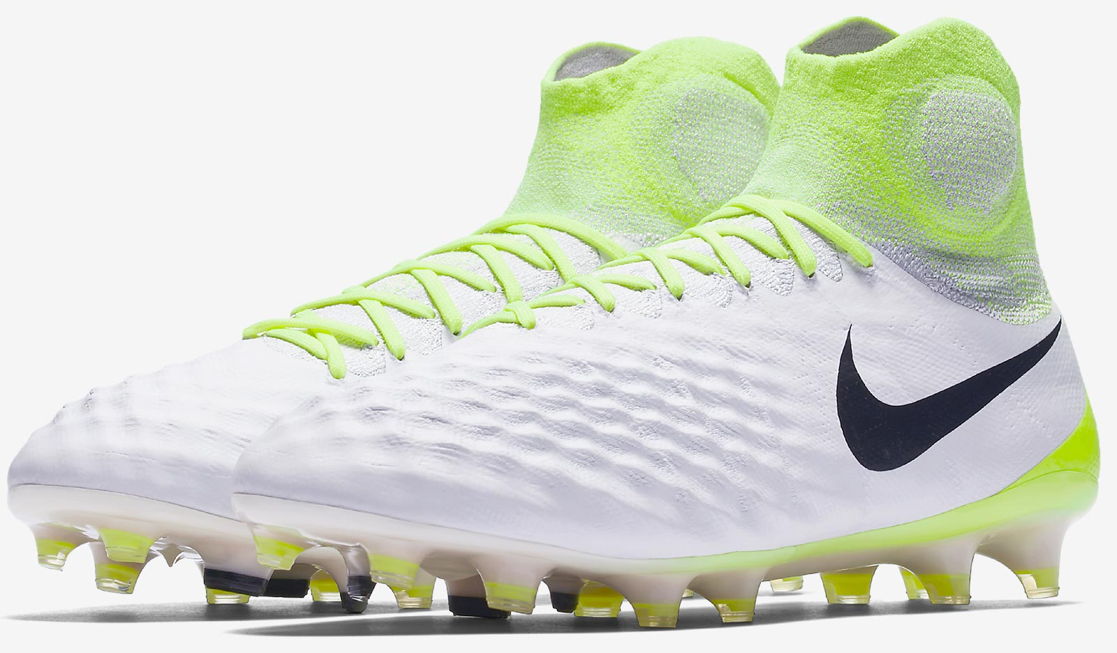 white volt nike magista obra ii 2017 boots released footy headlines. Black Bedroom Furniture Sets. Home Design Ideas