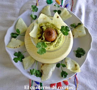 Guacamole & Totopos (Comida mexicana)