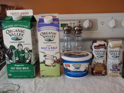 Organic Valley Chocolate Milk Drinks