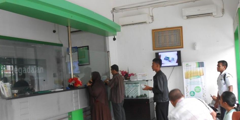 Kantor Pegadaian Bandung Timur