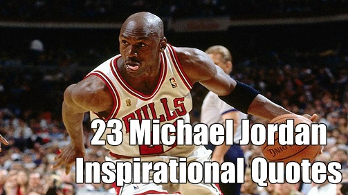 23 Michael Jordan Quotes About Life To Inspire You. Picture Wallpaper