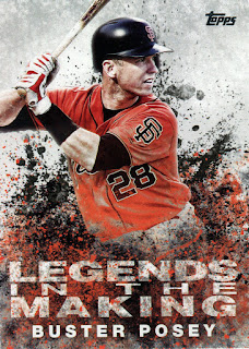 Buster Posey Giants Legends In The Making