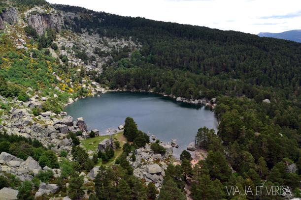 Panoramica de la Laguna Negra, Soria. Por Viaja et verba