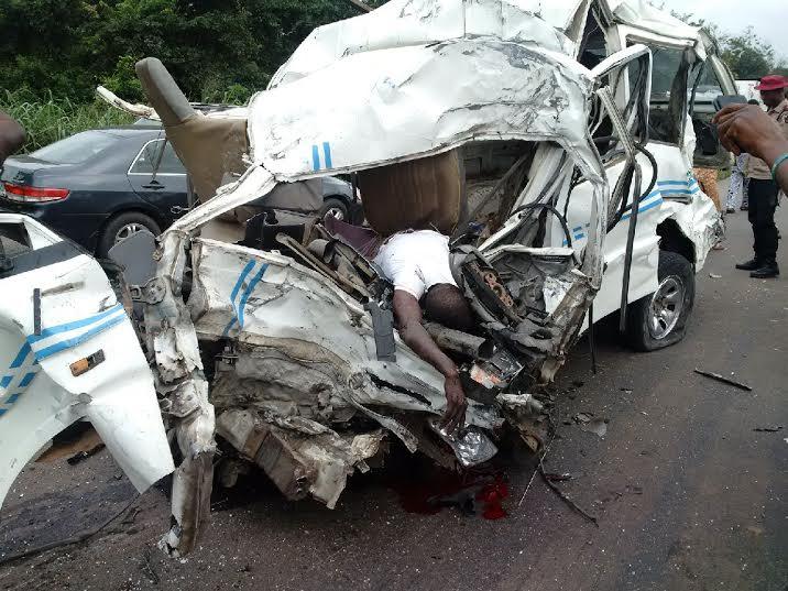 November Car Accident I  Highway