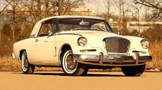 1962 Studebaker Gran Turismo Hawk  Front Right