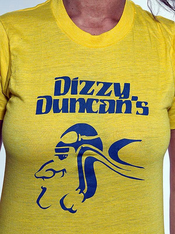 Dizzy Duncan's t-shirt in Cedar Knolls, New Jersey
