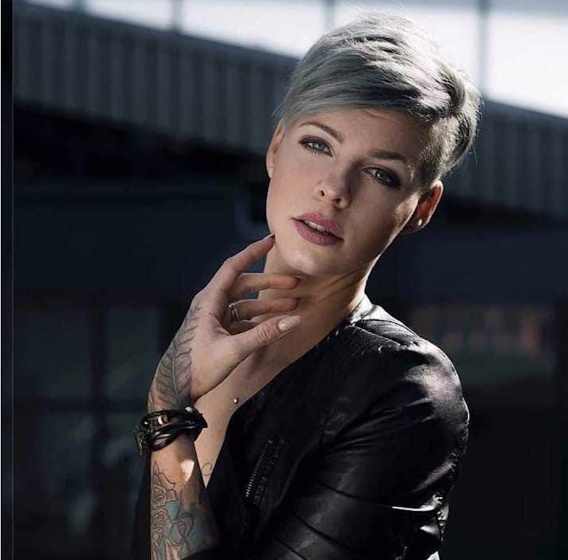 short hairstyles and haircuts 2019 for women