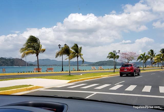 Calçada de Amador, Cidade do Panamá