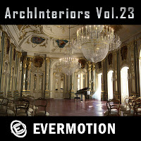 Evermotion Archinteriors vol.23室內3D模型第23季下載