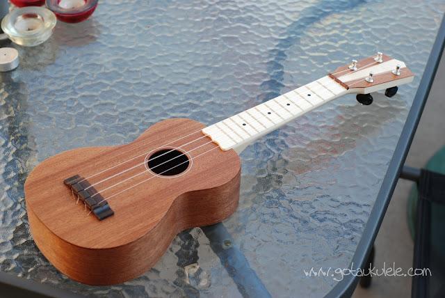 Bruko soprano ukulele