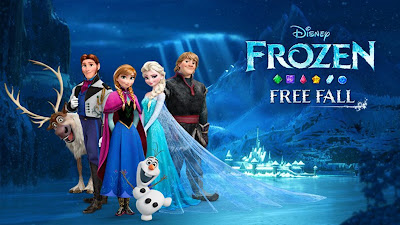 Download Game Android Gratis Frozen Free Fall apk + obb
