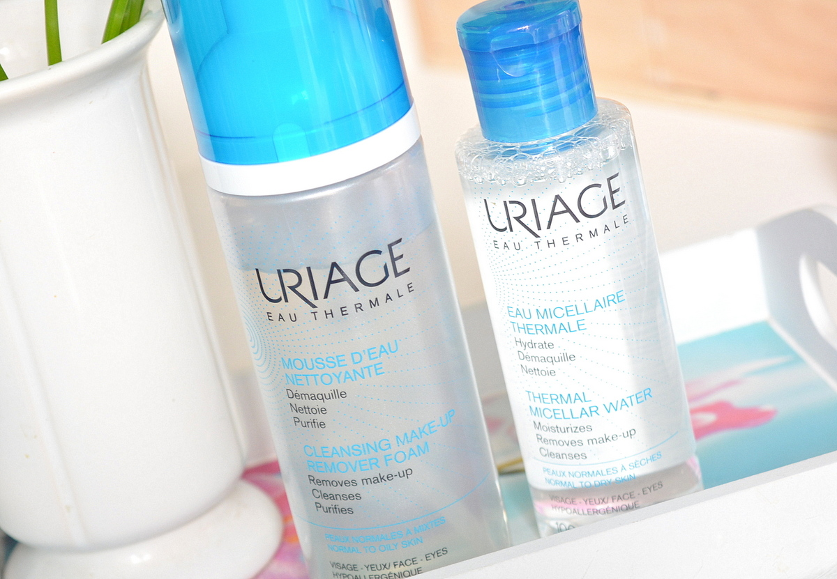Uriage Eau Thermale Cleansing Foam