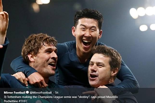 Prediksi Line-up Tottenham Hotspur Vs Ajax – Lelah Versus Segar