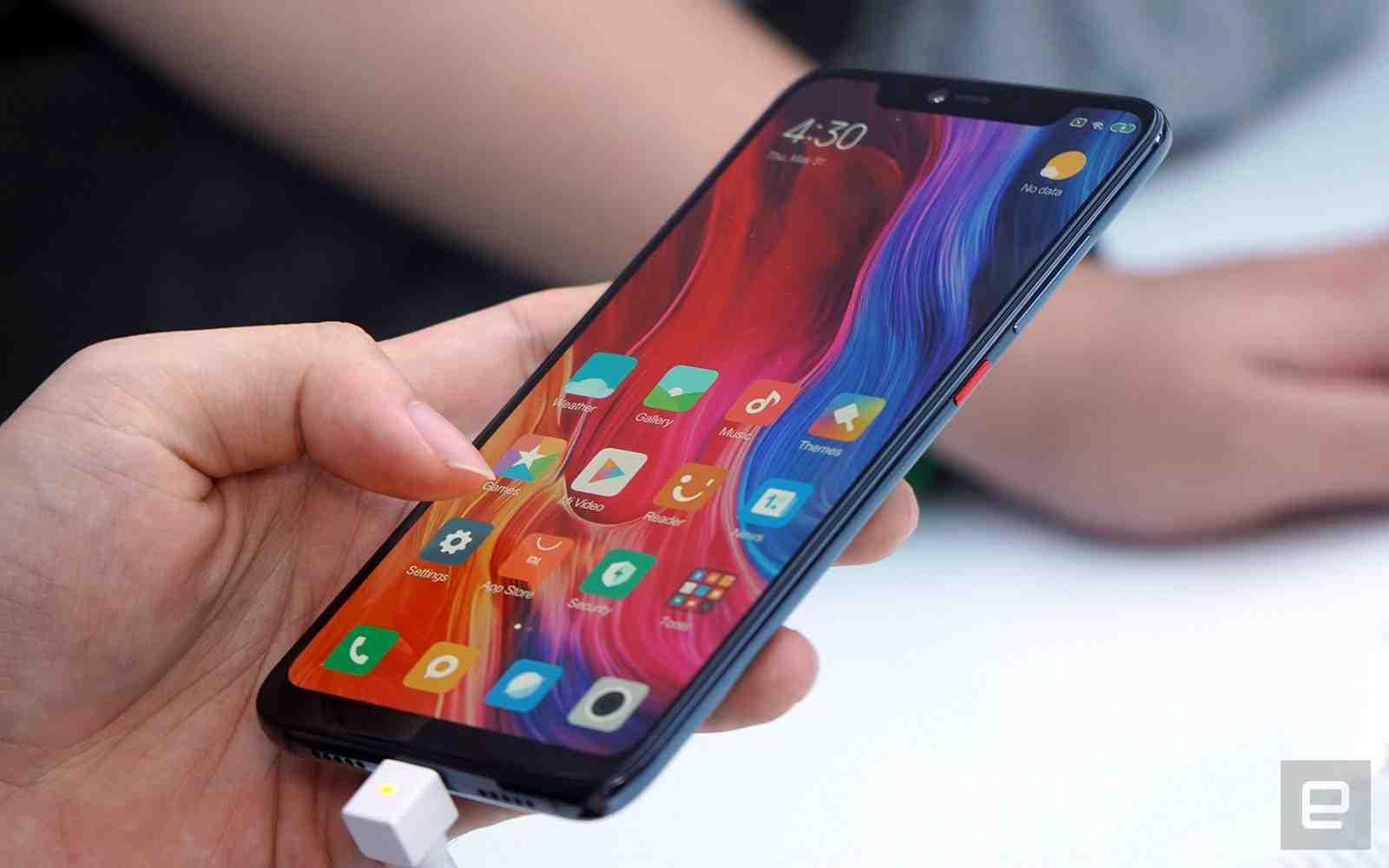 Xiaomi Mi 8 Explorer 6.28 Inch Screen