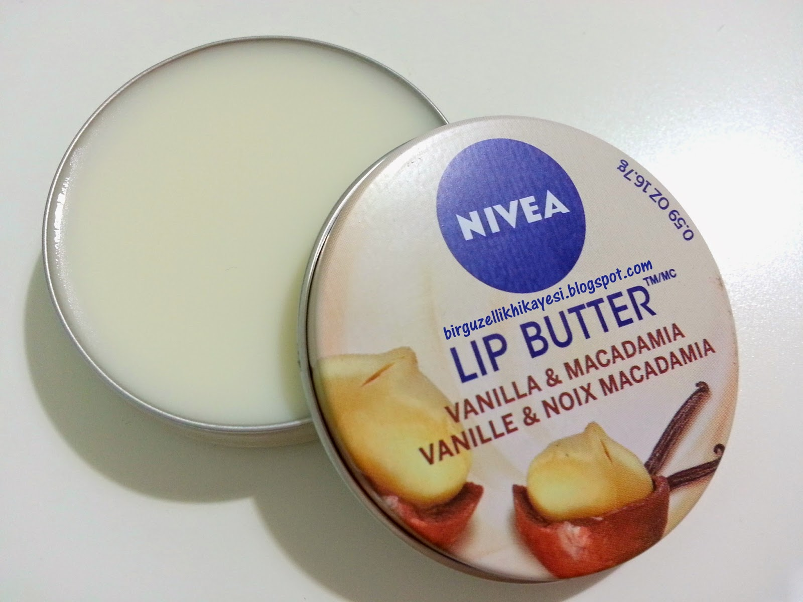 lip butter vanilya