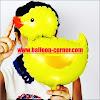 Balon Foil Bebek Mini
