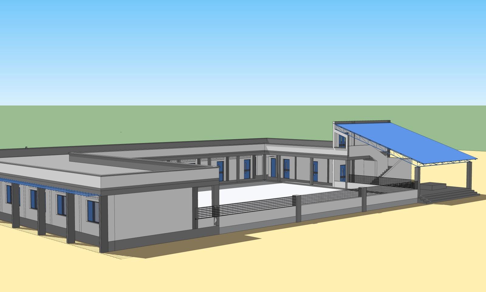 Infor Care Rdf School Building Design