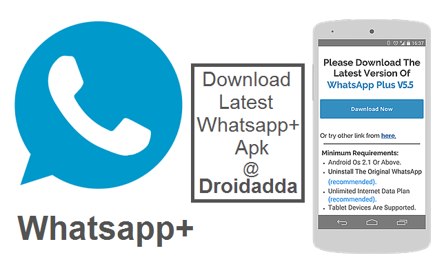 Whatsapp Plus 5 50 Latest Apk For Android