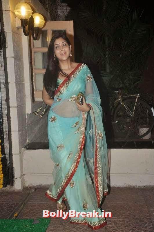 Sakshi Tanwar,  Ekta Kapoor's Diwali Bash Photos