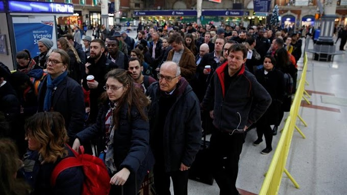 British Airways flights cancelled due to system outage