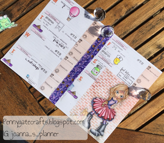 decorated-planner-pages-washi-coloured