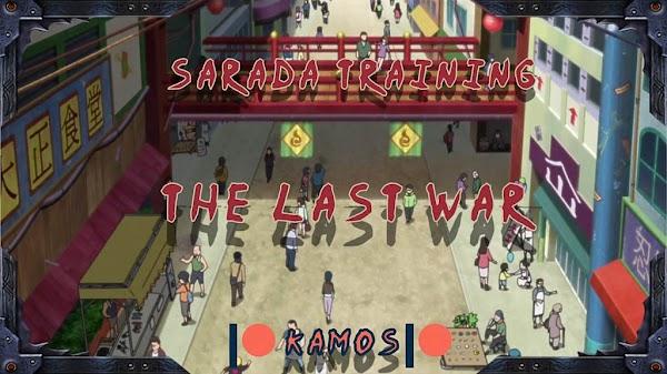 Sarada Training: The Last War [v2.1] Kamos