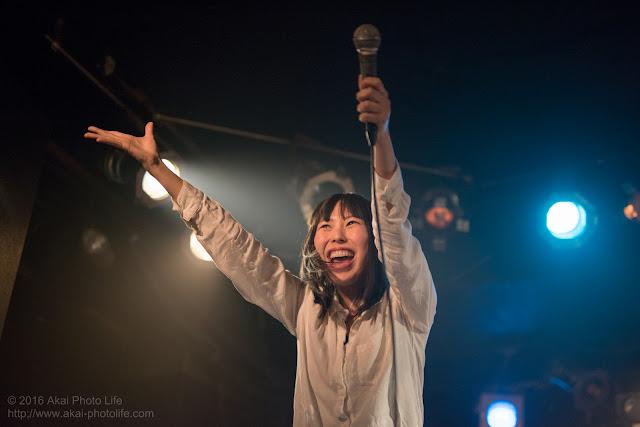 地下アイドル、海音美優、モルガーナで撮影したライブの写真