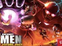 X-Men Daya Of Future Past v1.1.137 Mega Mod Apk Terbaru