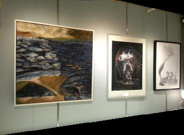 ateliers Arts LT37, st pierre des corps, Réjeane Salomé & Barbara